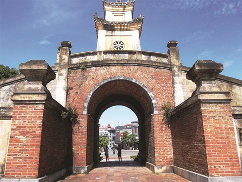 Voyage a Dong Hoi, ville au bord de la riviere Nhat Le hinh anh 3