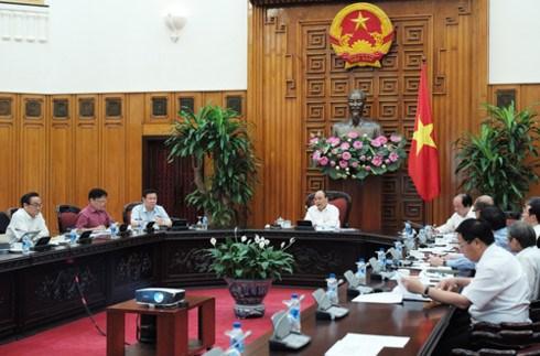 Le chef du gouvernement demande d'accelerer la reforme economique hinh anh 1