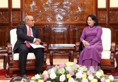 Le Vietnam souhaite beneficier du soutien continu de l'UNICEF hinh anh 1
