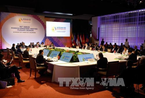 L'ASEAN joue un role central dans les affaires internationales hinh anh 2