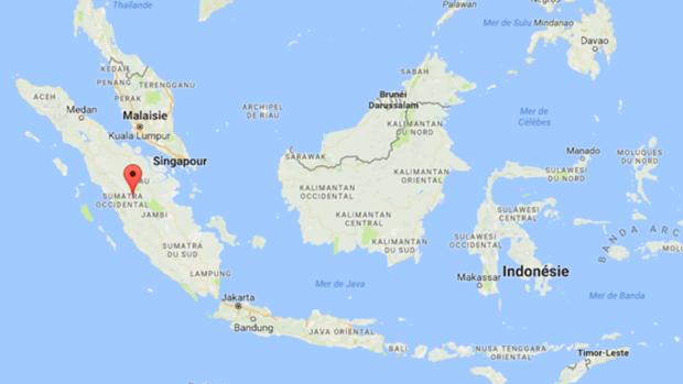Indonesie: seisme de magnitude 6,4 a Sumatra, pas de risque de tsunami hinh anh 1