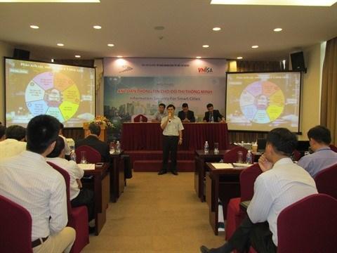 La securite de l'information pour les villes intelligentes en debat hinh anh 1