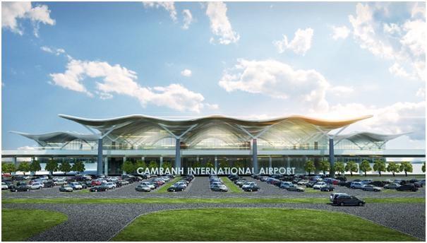 L'aeroport de Cam Ranh se dotera d'un nouveau terminal en 2018 hinh anh 1