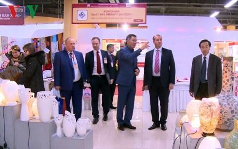 Accord de libre-echange UEEA-Vietnam : un enjeu capital du commerce Vietnam-Russie hinh anh 1