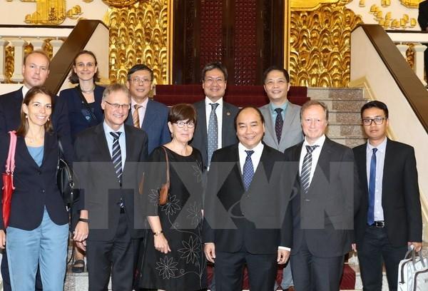Le Vietnam ouvre toujours grand les bras aux investisseurs europeens hinh anh 1