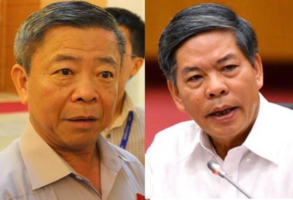 Formosa Ha Tinh : quatre anciens dirigeants sanctionnes hinh anh 1