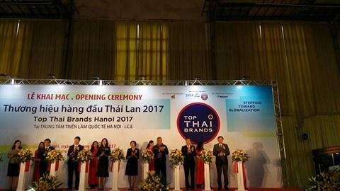 Les grandes marques thailandaises s'exposent a Hanoi hinh anh 1
