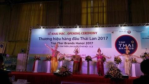 Les grandes marques thailandaises s'exposent a Hanoi hinh anh 3