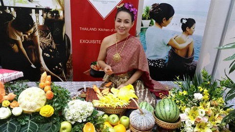 Les grandes marques thailandaises s'exposent a Hanoi hinh anh 2