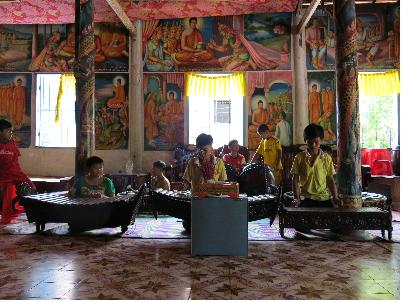 Dans le delta du Mekong, la pagode Doi sur un air de musique traditionnelle hinh anh 1