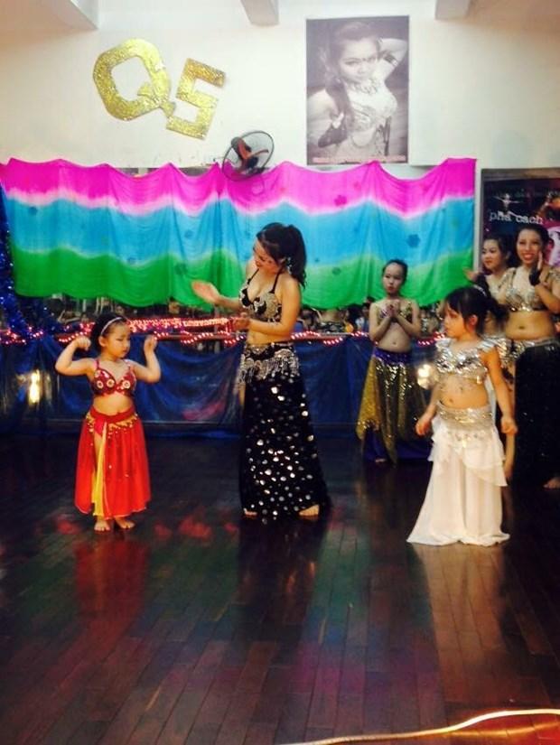 La danse pour les filles, une nouveaute bonne pour la sante hinh anh 1