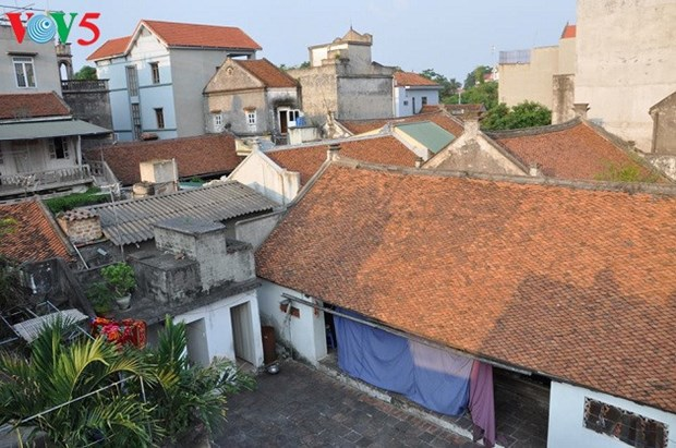 L'architecture franco-vietnamienne au village de Cu Da hinh anh 1