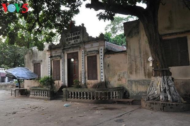 L'architecture franco-vietnamienne au village de Cu Da hinh anh 4