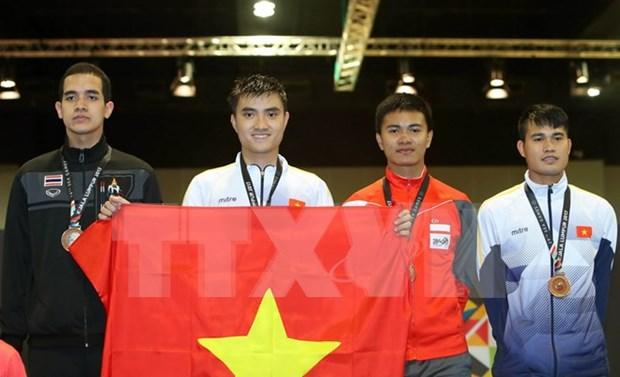 SEA Games 29: le Vietnam decroche quatre nouvelles medailles d'or hinh anh 2