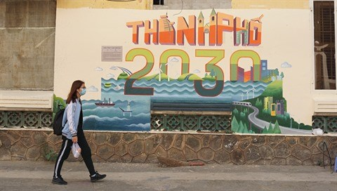 Les peintures murales gagnent du terrain a Ho Chi Minh-Ville hinh anh 3