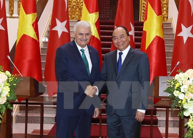 Le Vietnam et la Turquie veulent booster leurs liens hinh anh 1