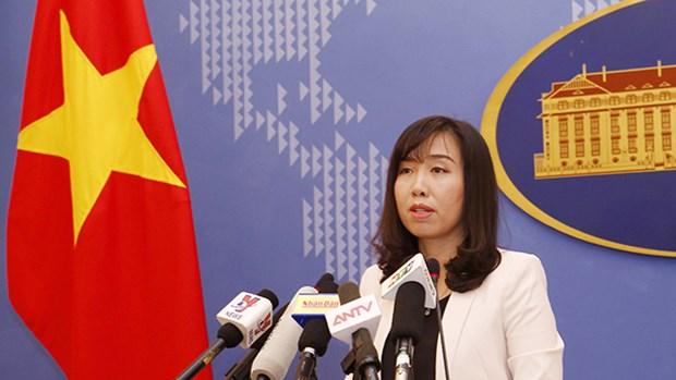 Le Vietnam proteste contre la violation taiwanaise de sa souverainte hinh anh 1