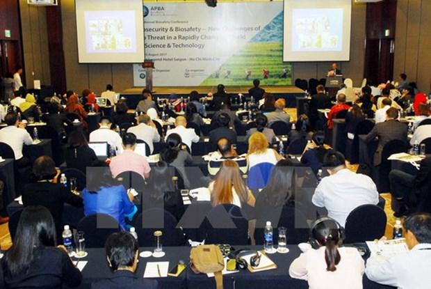 La biosecurite et la biosurete au menu des experts de l'Asie-Pacifique hinh anh 1