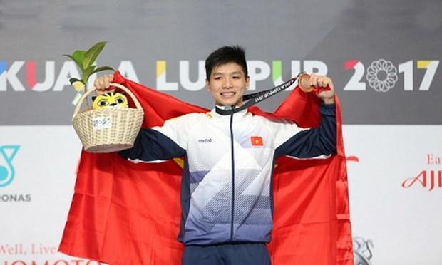 SEA Games 29: le Vietnam continue maintenir sa deuxieme place hinh anh 1