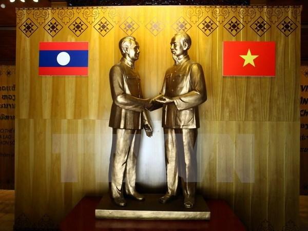 Message de felicitations au Laos a l'occasion de l'Annee de solidarite et d'amitie Vietnam-Laos hinh anh 1