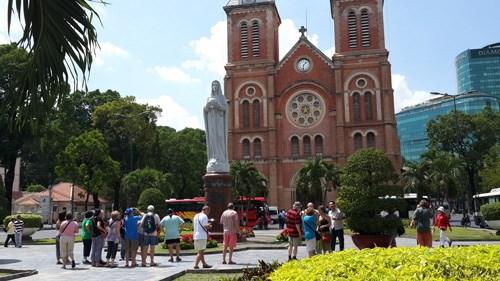 Ho Chi Minh-ville determinee a materialiser l'objectif d'accueillir 6 millions de touristes etranger hinh anh 1