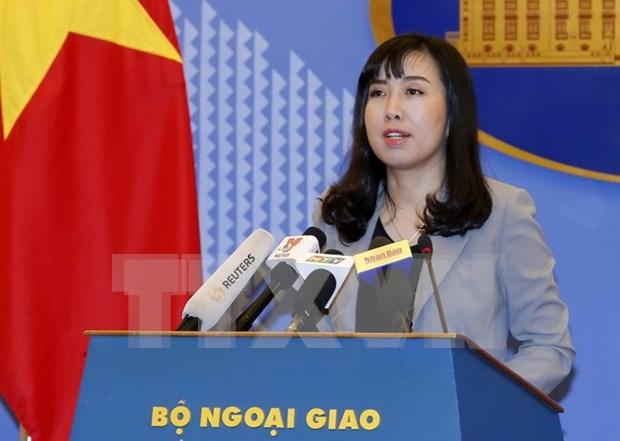 La Chine doit respecter la souverainete vietnamienne sur l'archipel de Hoang Sa hinh anh 1