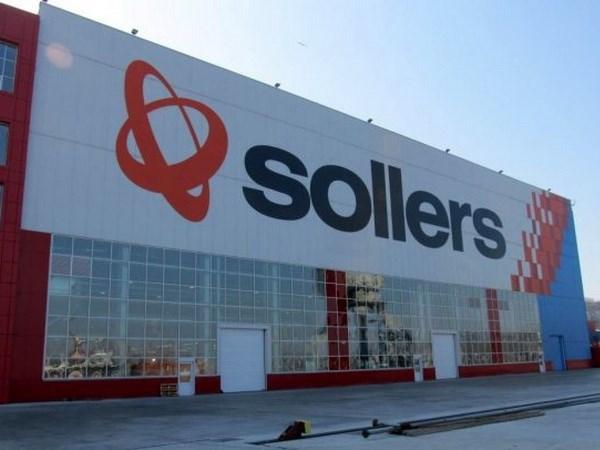 Le russe Sollers lancera une usine d'assemblage automobile au Vietnam en 2018 hinh anh 1