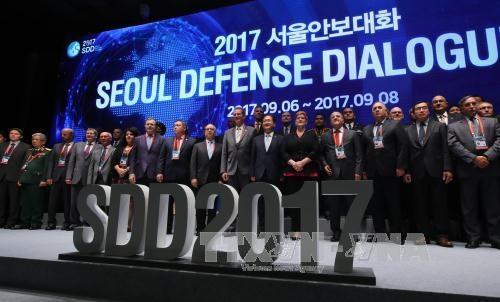 Le Vietnam au Dialogue de defense de Seoul 2017 hinh anh 1