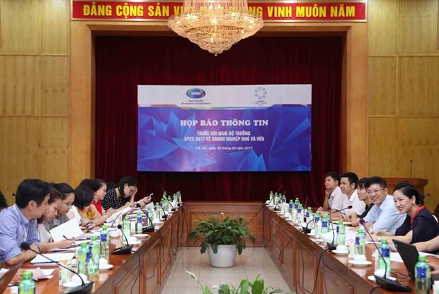 Connecter les PME dans l'APEC a l'ere numerique hinh anh 1