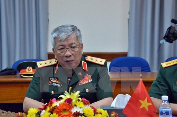 Pour dynamiser la cooperation Vietnam-Republique de Coree dans la defense hinh anh 1