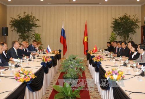 La 20e reunion du Comite intergouvernemental Vietnam-Russie hinh anh 1