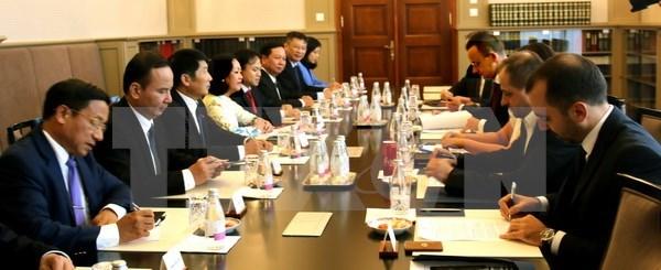 La Hongrie veut booster les relations d'amitie et de cooperation avec le Vietnam hinh anh 1