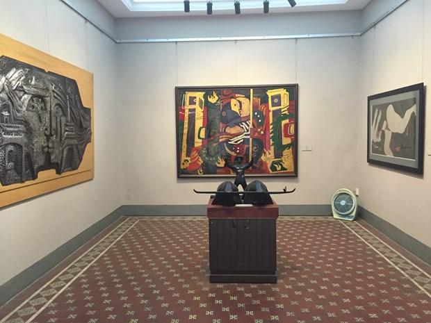 Le Musee des beaux-arts de Ho Chi Minh-Ville fete ses 30 ans hinh anh 2