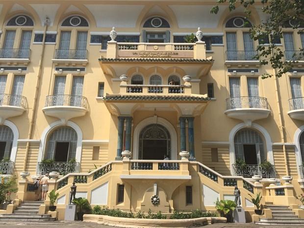 Le Musee des beaux-arts de Ho Chi Minh-Ville fete ses 30 ans hinh anh 1