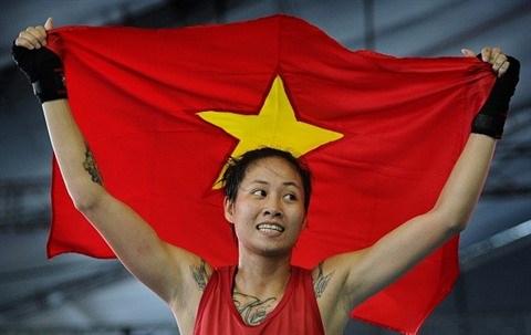 Bui Yen Ly ecrit l'histoire aux Jeux mondiaux 2017 en Pologne hinh anh 1