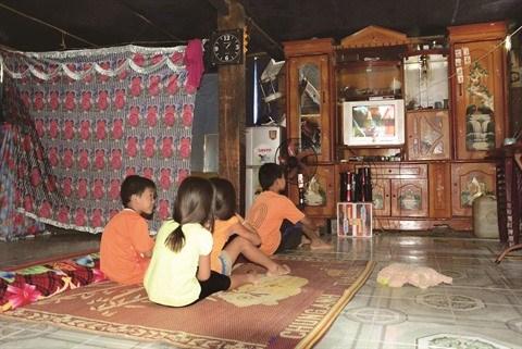 Les tenants de la tradition de l'ethnie Cong ravis a Lai Chau hinh anh 2