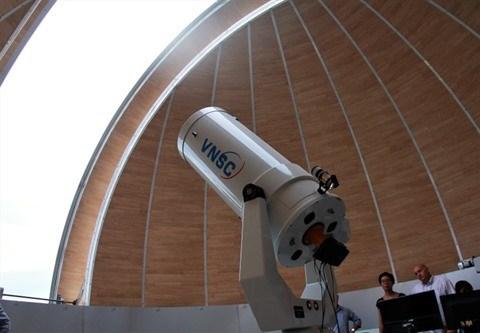 Le premier observatoire astronomique du Vietnam ne sous une bonne etoile hinh anh 2
