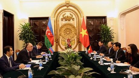 Pour promouvoir les relations de cooperation Vietnam-Azerbaidjan hinh anh 1