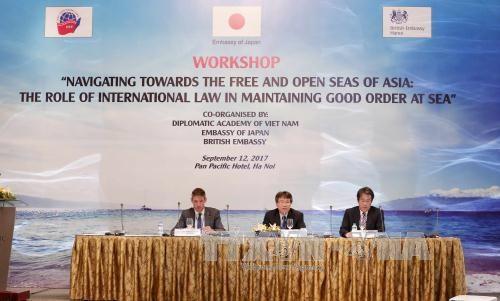 La primaute du droit doit regner dans les mers de l'Asie hinh anh 1