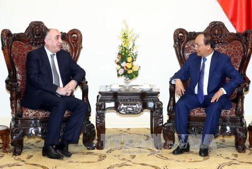 Le Vietnam plaide pour une relation d'amitie etroite avec l'Azerbaidjan hinh anh 1