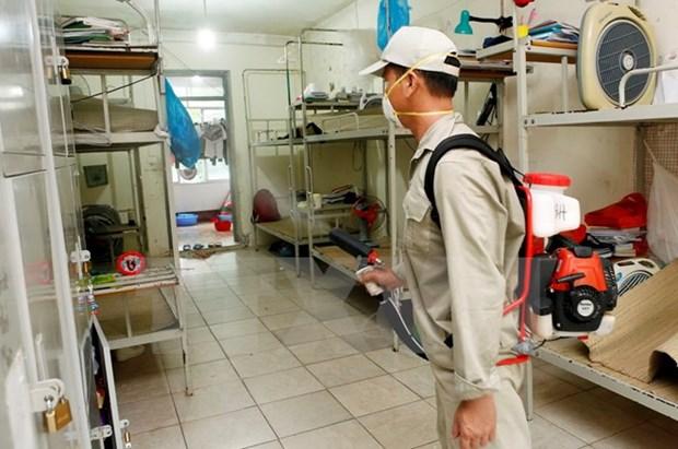 La dengue en baisse dans la plupart des localites du pays hinh anh 1