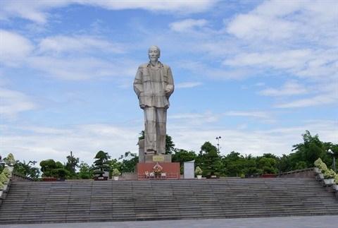 La sculpture sur pierre de Ninh Van ne laisse pas de marbre hinh anh 2