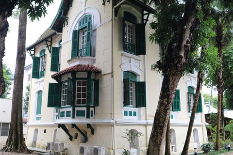 L'architecture francaise au Vietnam, objet de fascination pour les Hanoiens hinh anh 2