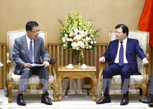 Le Vietnam exhorte les investisseurs a appliquer des technologies modernes hinh anh 1