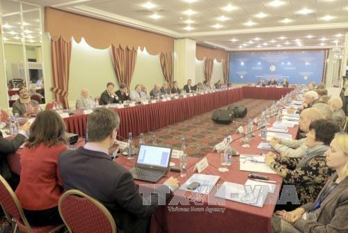 En Russie, les experts reflechissent au reglement du conflit en Mer Orientale hinh anh 1