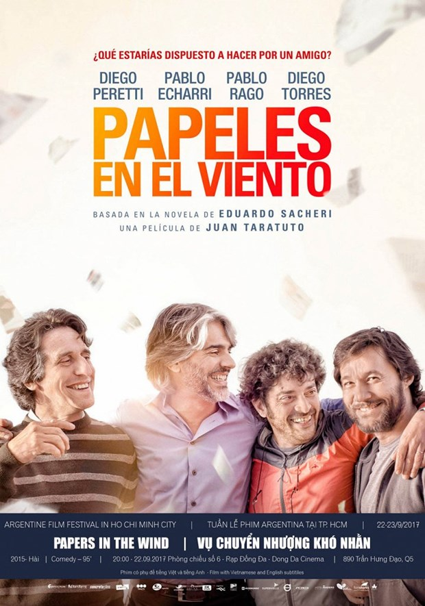 Semaine du film d'Argentine a Ho Chi Minh-Ville hinh anh 1