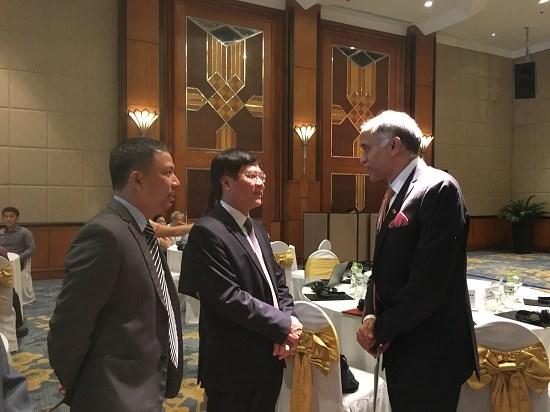 Le partenariat et le commerce Vietnam-Inde en debat a Hanoi hinh anh 1