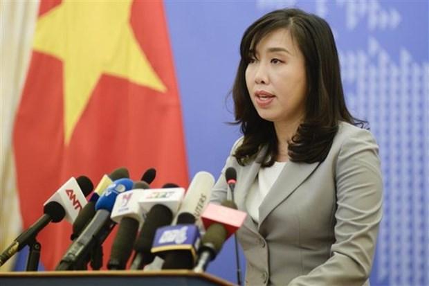 Le ministere des AE met a jour le reglement de la mort d'un citoyen vietnamien a Taiwan hinh anh 1