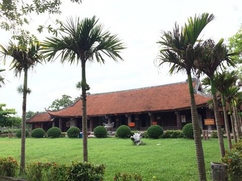 A la (re)decouverte de la pagode Keo, un tresor architectural hinh anh 1