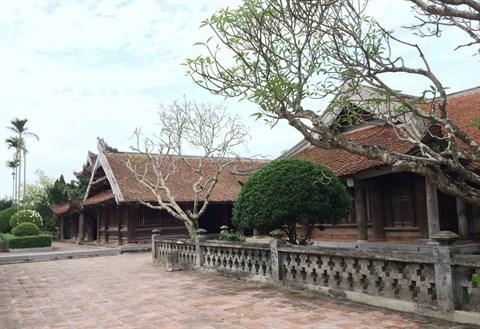 A la (re)decouverte de la pagode Keo, un tresor architectural hinh anh 3